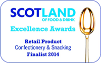 Scotland Food & Drink Excellence Awards 2014 - Finalist