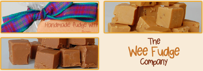 Hand made Scottish Fudge