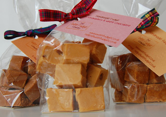 So what makes our fudge so yummy?
